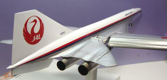 ボーイング2707 JAL