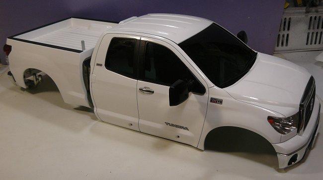 Toyota Tundra High